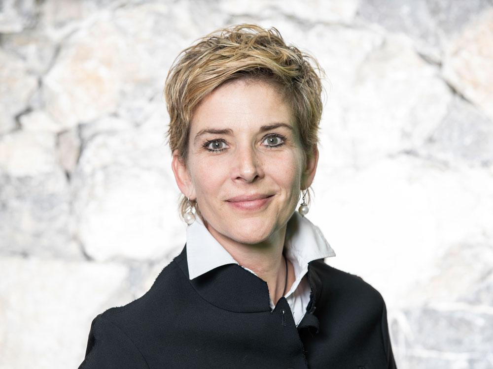 Daniela Merz Portrait Dock Gruppe