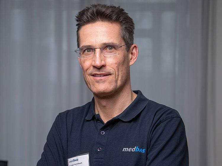 Dr. med. Patrik Noack Portrait