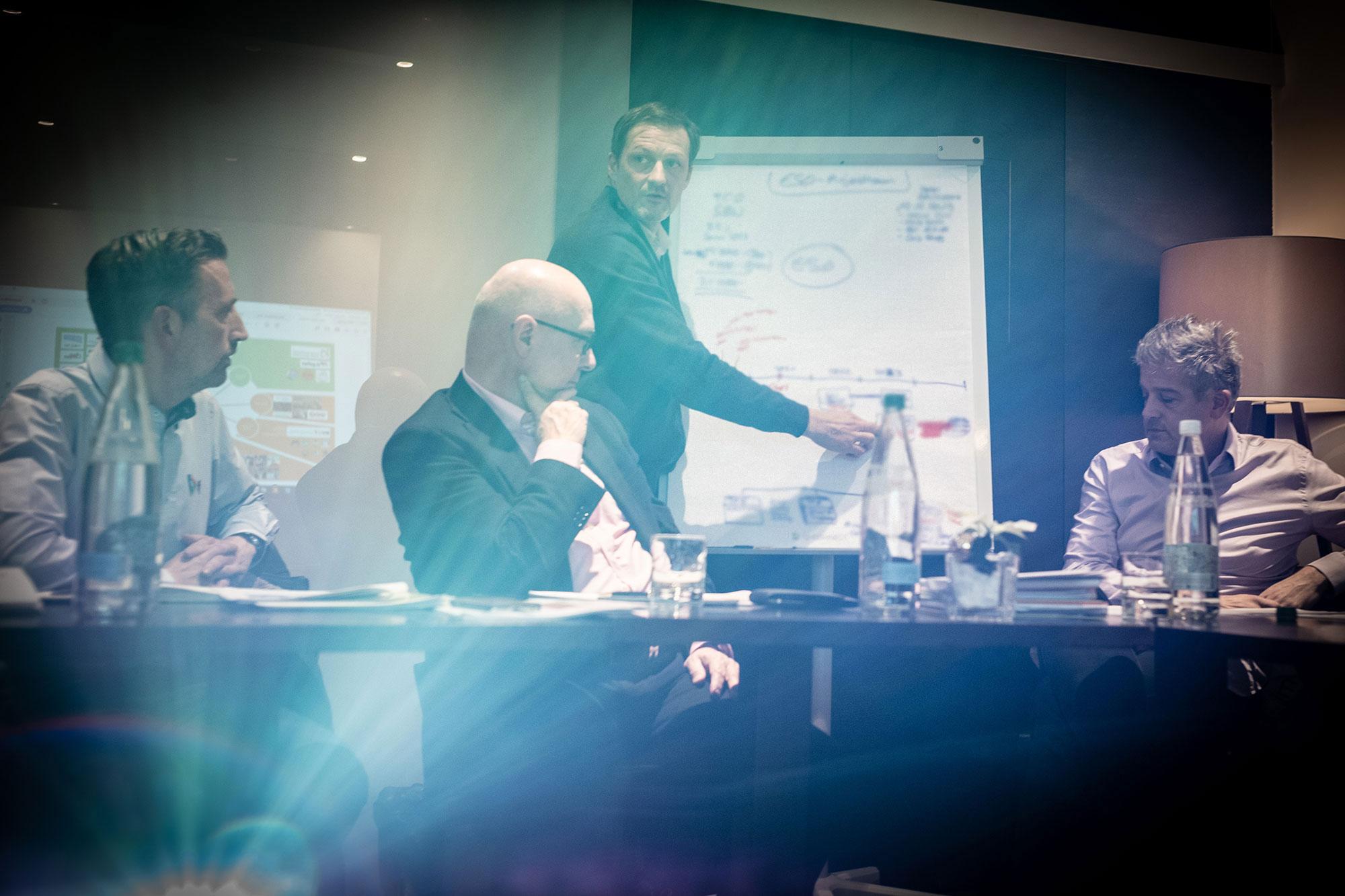 GV Netzwerksport Sitzung