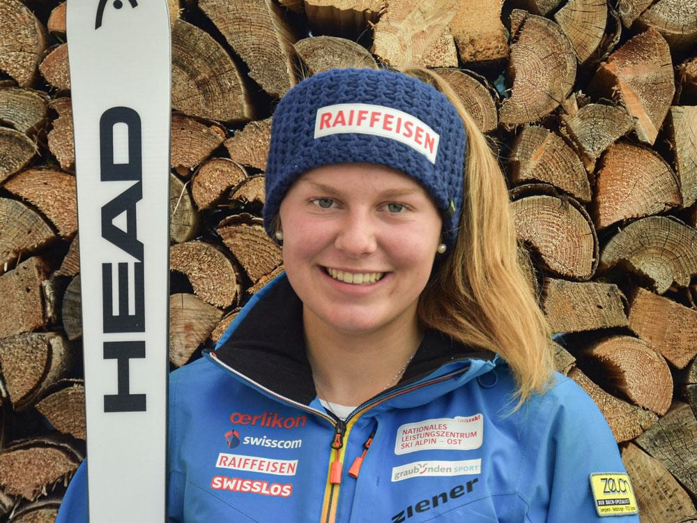 Sarah Zoller, Ski Alpin, Sportlerin