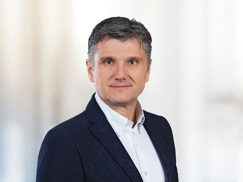 Remo Spescha Portrait